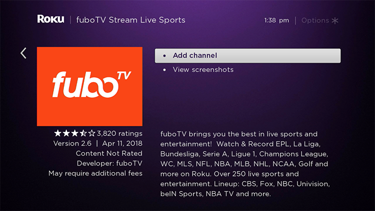 How do I install the fuboTV app? – Help Center